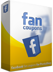 PrestaShop module Coupons for Facebook fans
