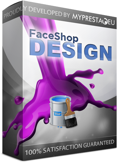 shop design on facebook