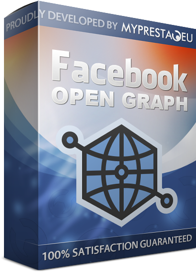 Facebook open graph tags module for prestashop