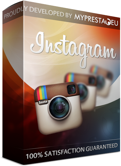 instagram product tag feed prestashop