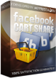 PrestaShop module Cart / order share on FB