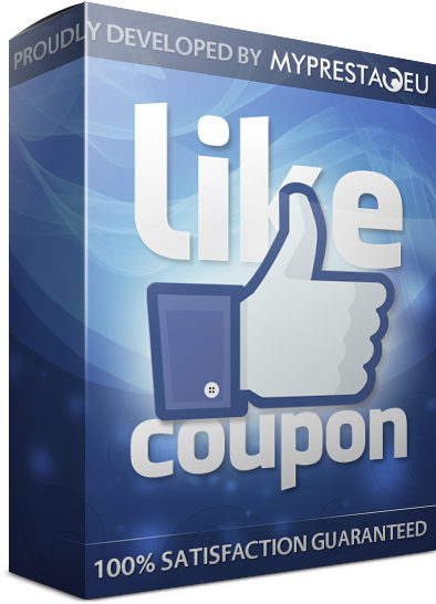 facebook like coupon voucher code