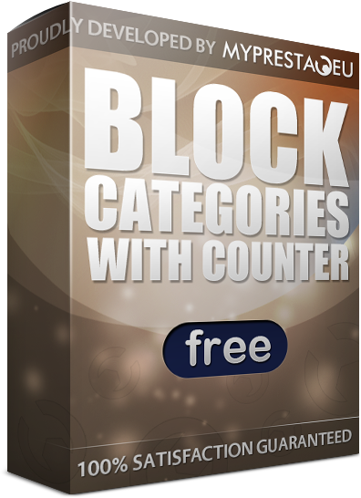 block categories with products counter presta