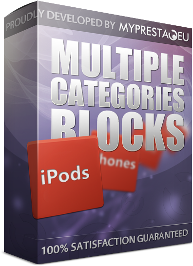 category blocks module
