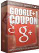 PrestaShop module Google share + coupon