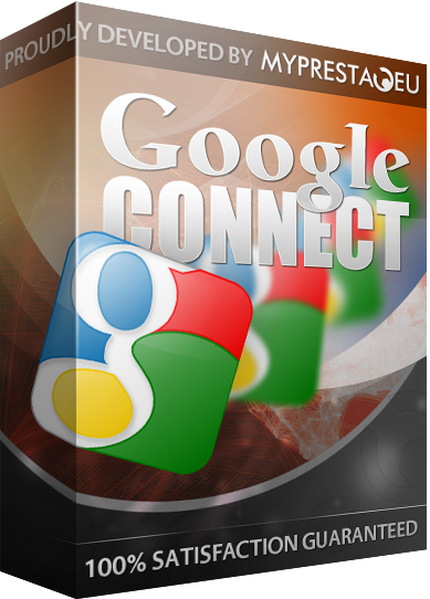 Google plus connect prestashop