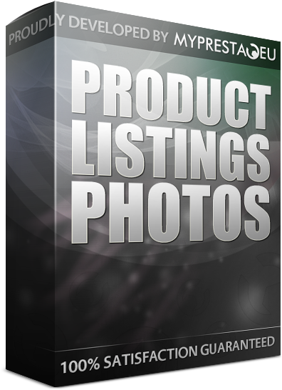product pictures listing of products prestashop