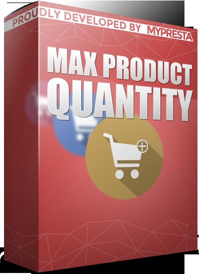 Moduł ukrywający stock i nie pozwalający zamówić większej ilości produktów, niż dozwolona ilość.