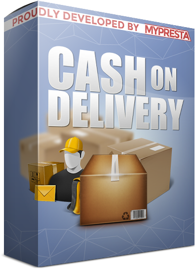 Cash on delivery module for prestashop - order summary