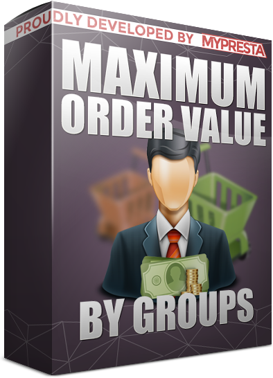 Maximum order purchase value by customer groups