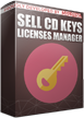 PrestaShop module CdKeys / license key manager