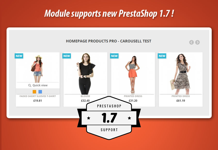 Q&A: homepage featured products for PrestaShop