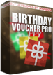 PrestaShop Happy Birthday Coupon Birthday coupon module so-called Birthday voucher pro is a marketing tool that allows to send dedicated unique discount codes for customers that have a birthday. This plugin has advanced personalization of the voucher codes where you can define each aspect of the coupon. It is the most advanced tool available at the moment.