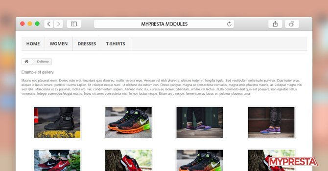 new tutorial: fancybox gallery on cms pages in PrestaShop