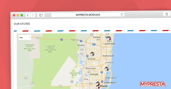 Image result for google maps prestashop mypresta