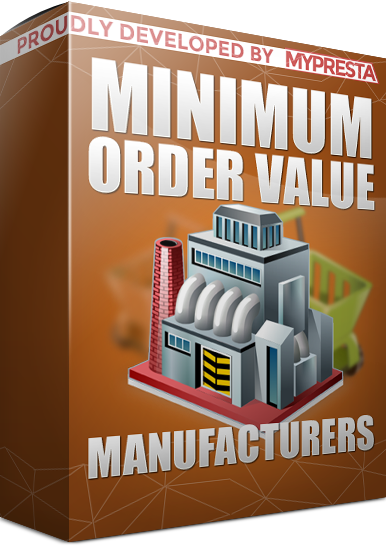 minimal order value manufacturer