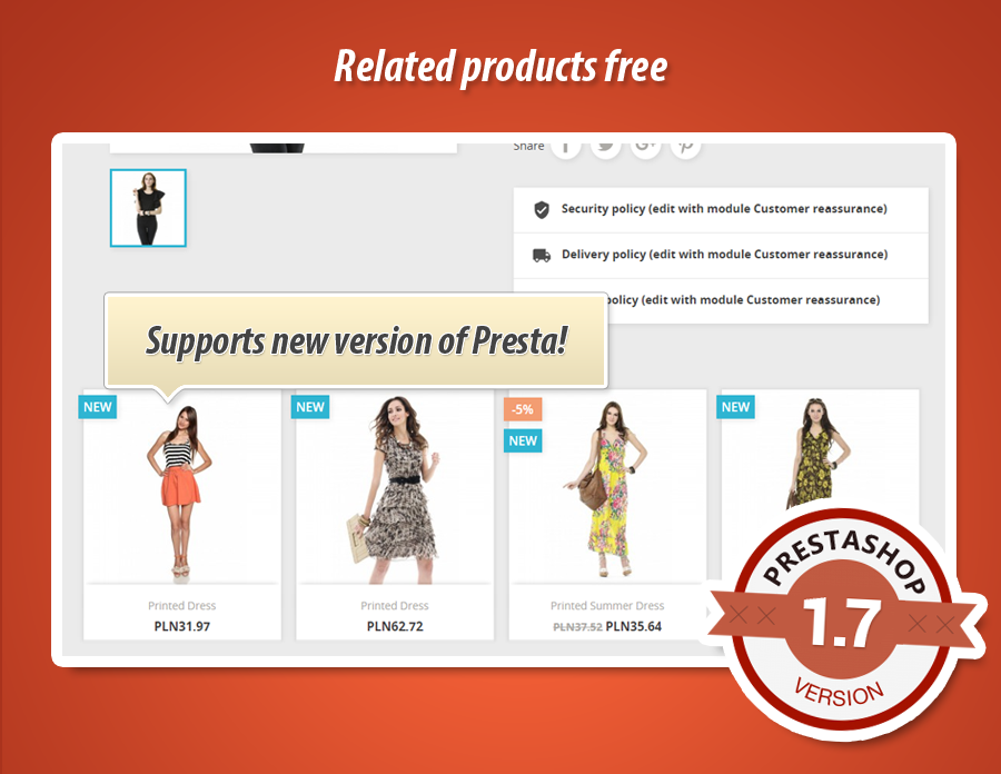 655e2c925220 Related Products Free PrestaShop Module