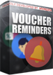 PrestaShop Voucher Reminder This is module for PrestaShop that sends reminders to customers that has voucher codes. With addon you can create as much reminders as you want and each of this reminder can use own unique email template. Each reminder can be delivered X hours before voucher expiration