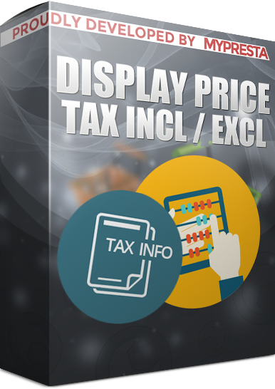 module to show two prices tax included tax excluded