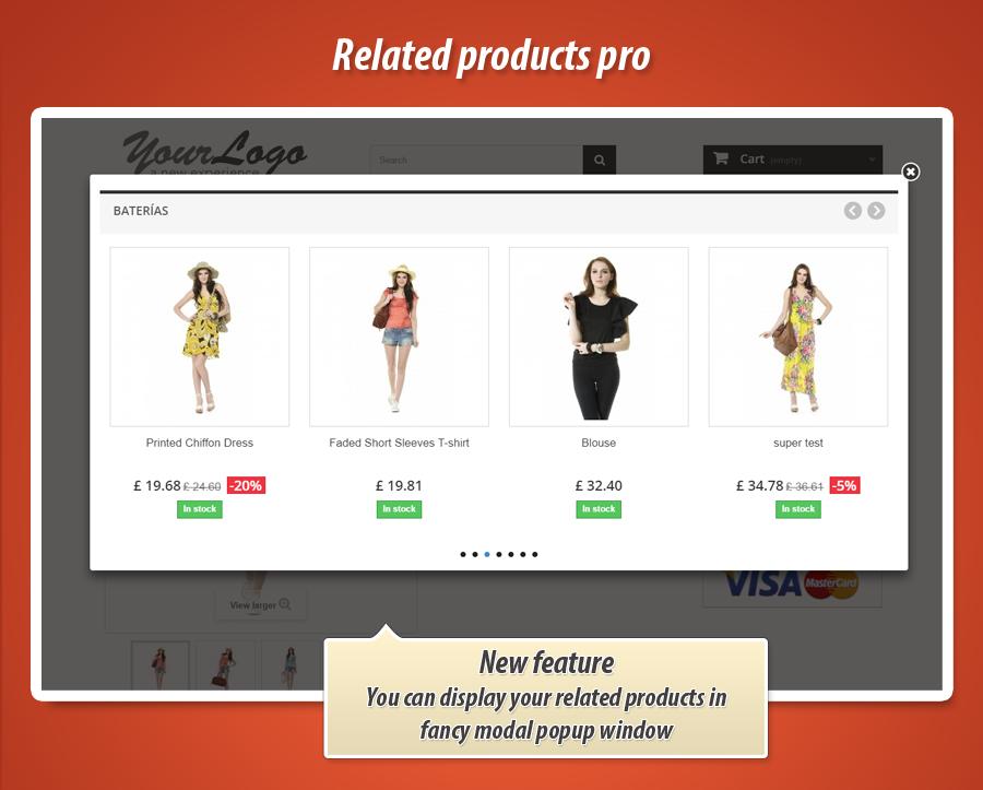 Produkty kompatybilne do sprzedawanego produktu w PrestaShop