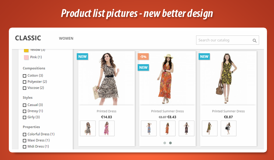i want to show product gallery on list of products