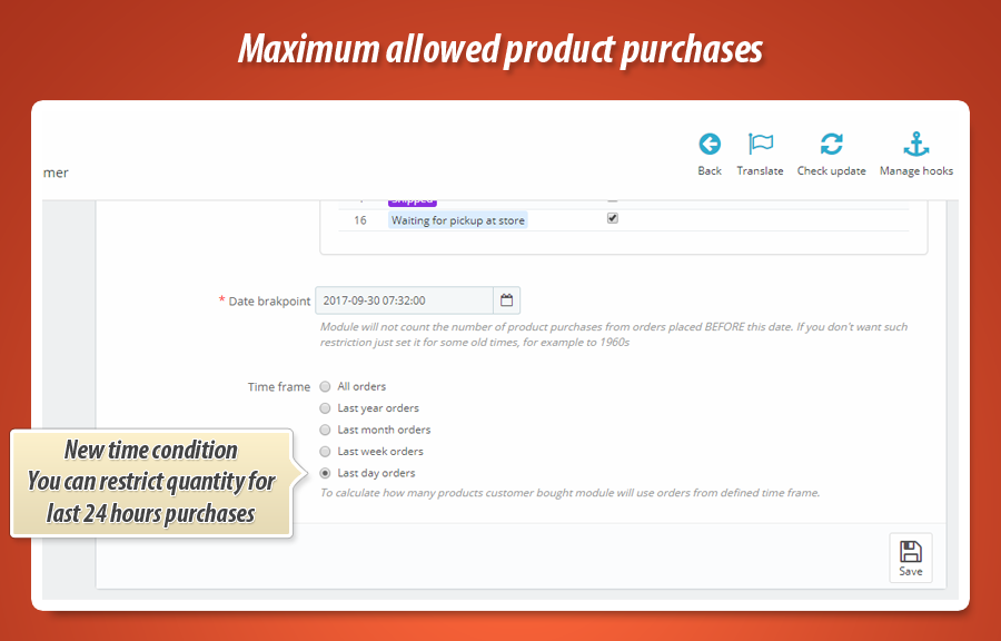 maximizing the products display for customer It lets customers quickly compare a far longer list of products, enabling a  order  form is a great way to display all of your products in a neat and.