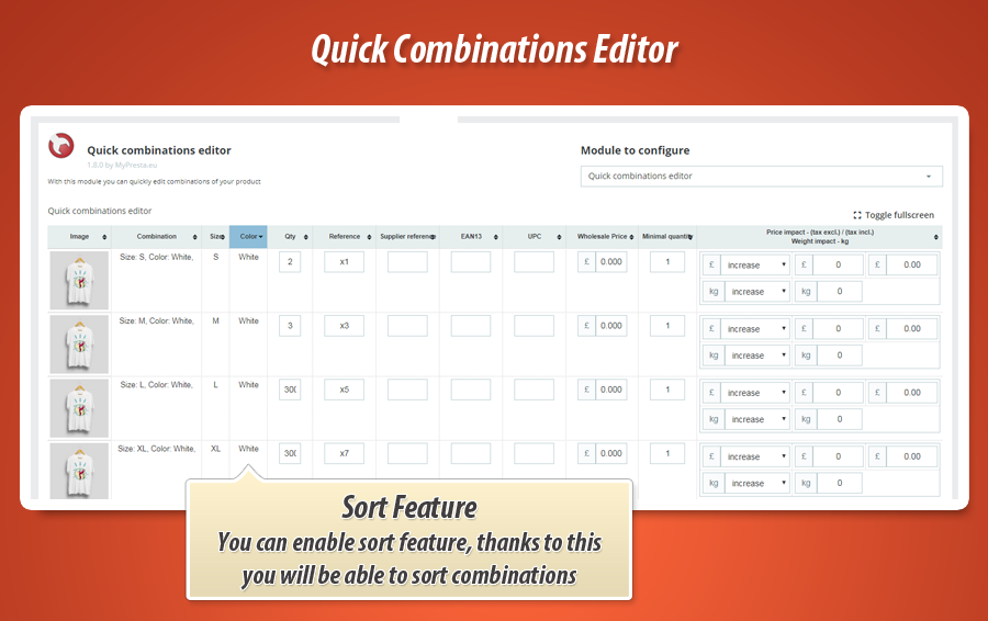 quick-combinations-editor-for-prestashop