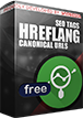 PrestaShop Free hreflang & canonical urls Free module that adds to shop hreflang and canonical urls tags.