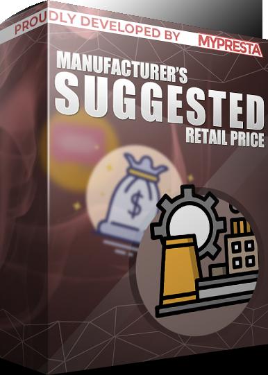 Manufacturer product price in PrestaShop - change font size